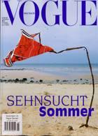 Vogue German Magazine Issue NO 7/8
