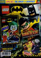 Lego Superhero Legends Magazine Issue BATMAN 9
