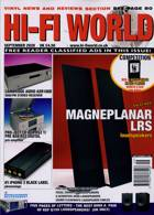 Hi Fi World & Comp Audio Magazine Issue SEP 20