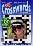 Just Crosswords Magazine Issue NO 301