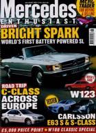 Mercedes Enthusiast Magazine Issue JUL-AUG