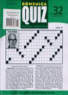 Domenica Quiz Magazine Issue NO 32