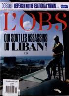 L Obs Magazine Issue NO 2911