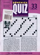 Domenica Quiz Magazine Issue NO 33