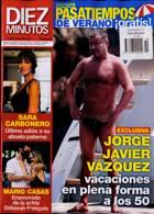 Diez Minutos Magazine Issue NO 3599
