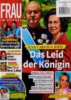 Frau Im Spiegel Weekly Magazine Issue NO 34