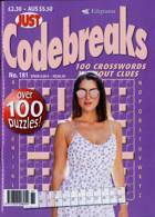 Just Codebreaks Magazine Issue NO 181