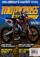 Motocross Action Magazine Issue AUG 20