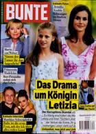 Bunte Illustrierte Magazine Issue NO 34