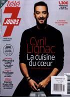 Tele 7 Jours Magazine Issue NO 3142
