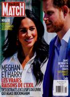 Paris Match Magazine Issue NO 3719