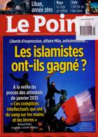 Le Point Magazine Issue NO 2503