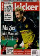 Kicker Montag Magazine Issue NO 31