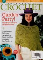 Interweave Crochet Magazine Issue 54