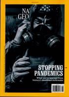National Geographic Magazine Issue AUG 20