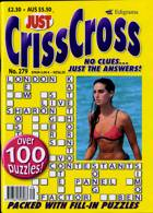 Just Criss Cross Magazine Issue NO 279