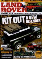 Land Rover Monthly Magazine Issue DEC 20