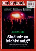 Der Spiegel Magazine Issue NO 32