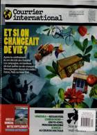 Courrier International Magazine Issue NO 1551-3