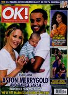 Ok! Magazine Issue NO 1244