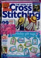 World Of Cross Stitching Magazine Issue NO 298