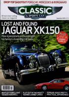 Classic & Sportscar Magazine Issue SEP 20