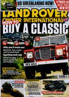 Land Rover Owner Magazine Issue SEP 20