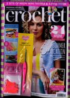 Inside Crochet Magazine Issue NO 127
