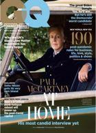Gq Magazine Issue SEP 20