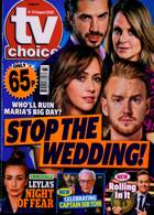 Tv Choice England Magazine Issue NO 33
