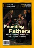 Nat Geo Founding Fathers Magazine Issue ONE SHOT