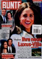 Bunte Illustrierte Magazine Issue NO 35
