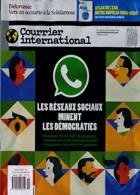 Courrier International Magazine Issue NO 1555