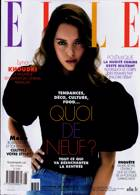 Elle French Weekly Magazine Issue NO 3895