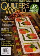 Quilters World Magazine Issue AUTUMN