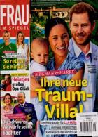 Frau Im Spiegel Weekly Magazine Issue NO 35
