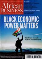 African Business Magazine Issue AUG-SEP