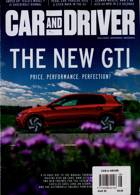 Car & Driver (Usa)  Magazine Issue AUG 20
