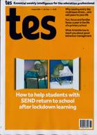Times Educational Supplement Magazine Issue 07/08/2020