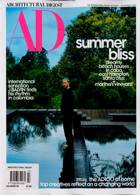 Architectural Digest  Magazine Issue JUL-AUG