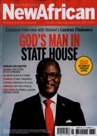 New African Magazine Issue AUG-SEP