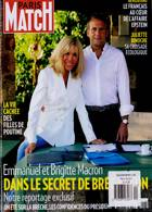 Paris Match Magazine Issue NO 3720