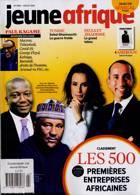 Jeune Afrique Magazine Issue NO 3090