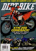Dirt Bike Mthly Magazine Issue AUG 20