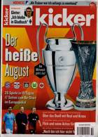 Kicker Montag Magazine Issue NO 32