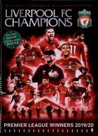 Liverpool Fc Champ Prem Leag Magazine Issue ONE SHOT