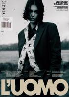 L Uomo Vogue Magazine Issue NO 8