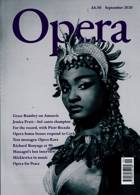 Opera Magazine Issue SEP 20