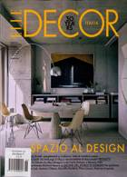 Elle Decor (Italian) Magazine Issue NO 6
