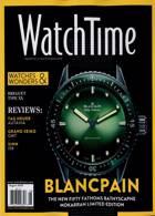 Watchtime Magazine Issue AUG 20